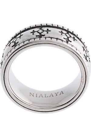 Nialaya Jewelry Emaillierter Ring