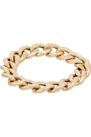 Zoe Chicco Damen Ringe - 14kt Goldring im Kettendesign