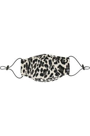 Mostly Heard Rarely Seen Accessoires - Mundschutz mit Geparden-Print