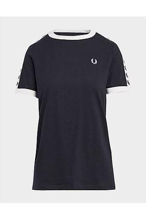 Fred Perry Tape Ringer T-Shirt Damen