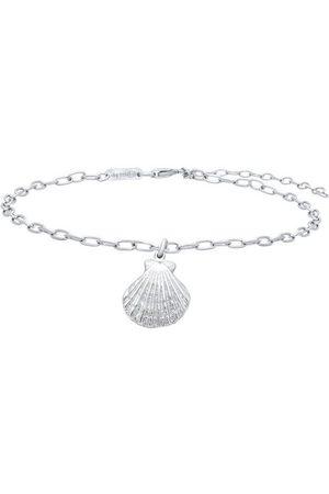 JULIE JULSEN Halsketten - Fußkette »SPIRIT ANKLET SILVER ABALONE, JJACR0720.1«