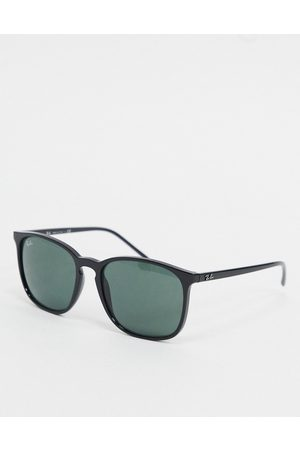 Ray-Ban – Runde Sonnenbrille in , ORB4387