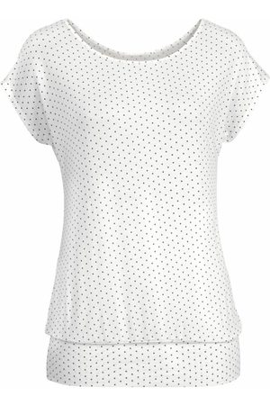 Lascana Shirt mit breitem Bündchen