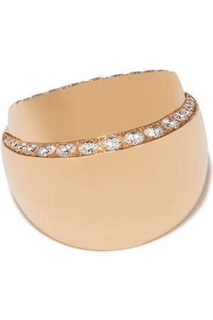 De Grisogono 18kt Rotgoldring mit Diamanten