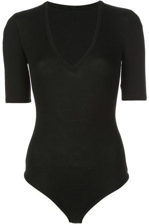 Alix NYC Damen T-Shirts - Kurzärmeliger 'Bedford' Body