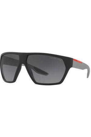 Prada Linea Rossa Sonnenbrille Ps 08us schwarz