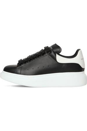Alexander McQueen 40mm Hohe Ledersneakers