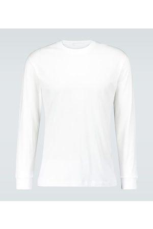 WARDROBE.NYC Langarmshirt aus Baumwolle