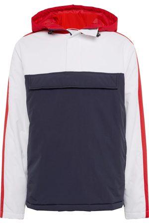 Urban classics Jacken '3-Tone Padded Pull Over Hooded Jacket