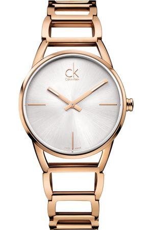 Calvin Klein Damen-Uhren Rund Analog Quarz '