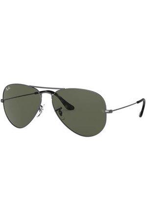 Ray-Ban Sonnenbrille rb3025 Aviator grau