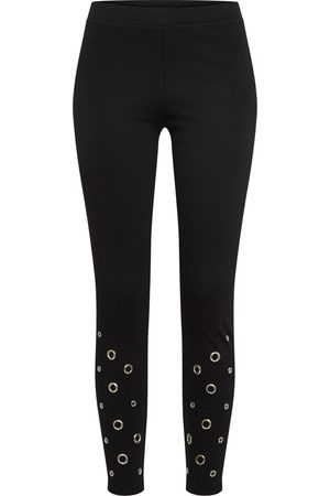Urban classics Leggings 'Ladies Eyelet