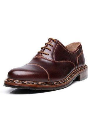 Heinrich Dinkelacker Herren Schnürschuhe - »Buda Captoe MA« Schnürschuh Wahre Schuhmacherkunst aus Budapest