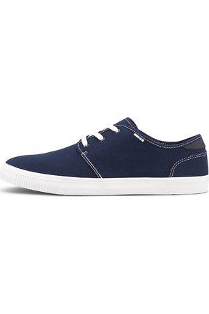 TOMS Herren Schnürschuhe - Sneaker Carlo in dunkelblau, Schnürschuhe für Herren