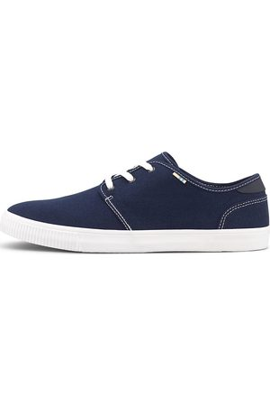 TOMS Sneaker Carlo in dunkelblau, Schnürschuhe für Herren