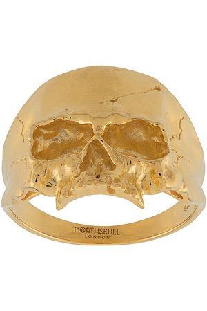 NORTHSKULL Herren Ringe - Medius Skull' Ring