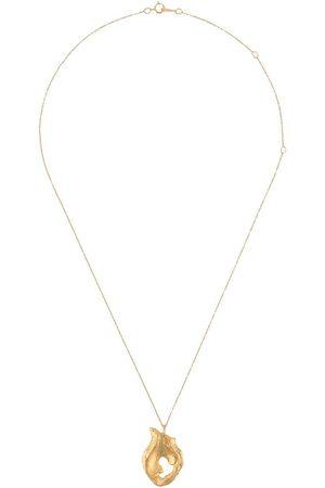 Alighieri Halskette mit Flammenanhänger