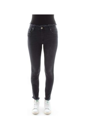 DON'T CRY Straight Leg Jeans 1429