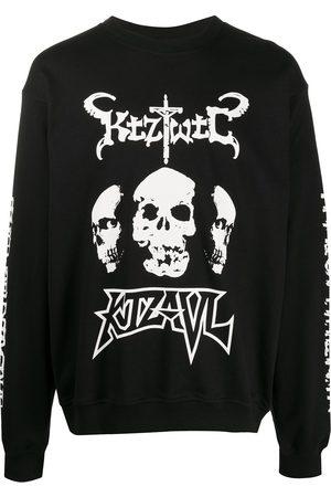 KTZ TWTC Skull' Sweatshirt
