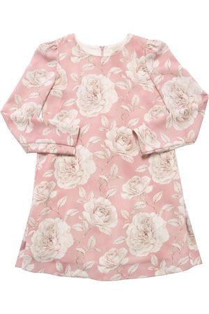 MONNALISA Kleid Aus Crepe De Chine