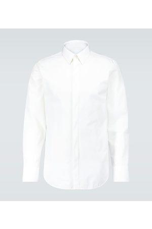 WARDROBE.NYC Langarmhemd aus Baumwolle