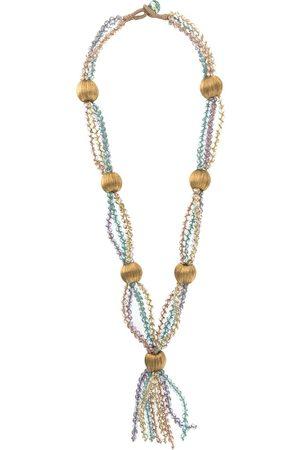 A.N.G.E.L.O. Vintage Cult 2000s Lange Halskette mit Perlen