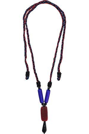 A.N.G.E.L.O. Vintage Cult Gewebte Halskette