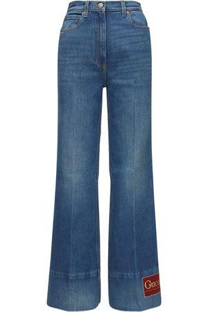 Gucci Jeans Aus Baumwolldenim