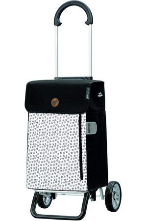 ASTRID ANDERSEN Einkaufstrolley »Scala Shopper plus Tuva, MADE IN GERMANY«, 38 l