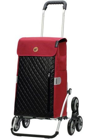 ASTRID ANDERSEN Einkaufstrolley »Treppensteiger Royal Shopper Mari, MADE IN GERMANY«, 45 l