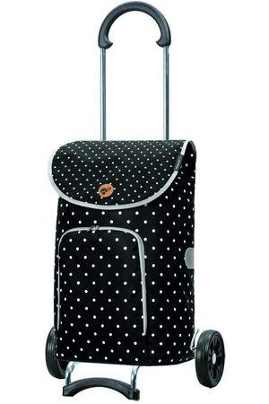 ASTRID ANDERSEN Damen Handtaschen - Einkaufstrolley »Scala Shopper Ole, MADE IN GERMANY«, 41 l