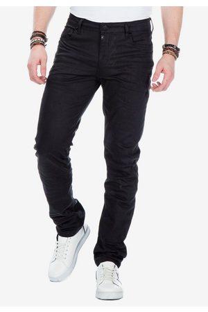 Cipo & Baxx Bequeme Jeans mit optimalem Tragekomfort in Straight Fit