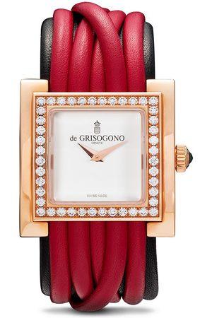 De Grisogono Allegra' Armbanduhr, 33mm