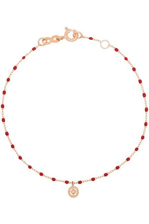 GIGI CLOZEAU 18kt Rotgoldarmband mit Diamanten
