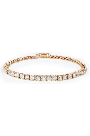 Anita 18kt Rotgoldarmband mit einem Diamanten