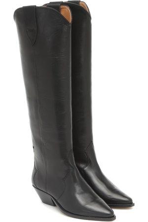 Isabel Marant Overknee-Stiefel Denvee aus Leder