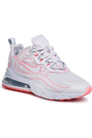 Nike Air Max 270 React Sp CQ6549 100 White/White/Flash Crimson