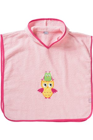 Playshoes Poncho 'Eule
