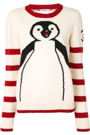 CHANEL 2007 Penguin Pullover