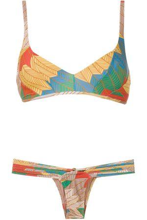 AMIR SLAMA Damen Bikinis - Cocard Francês' Bikini