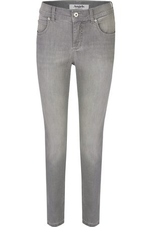 Angels Ankle-Jeans mit leichter Used-Waschung