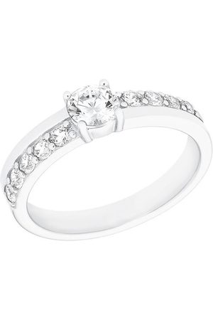 s.Oliver Damen Ringe - Damen Ring, 925er , 52