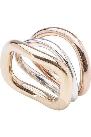 CHARLOTTE CHESNAIS Set aus 3 Ringen Wave