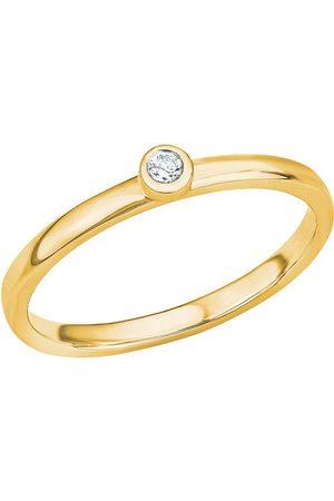 "s.Oliver Damen Ring SO PURE ""2026145"", 925er Silber, , 52"