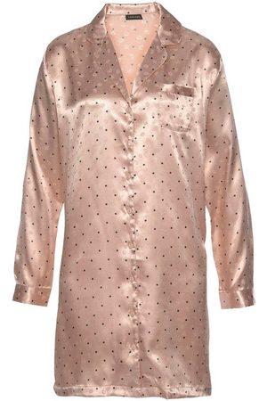 s.Oliver Nachthemd aus gemustertem Satin