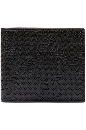 Gucci Portemonnaie mit Logo-Prägung
