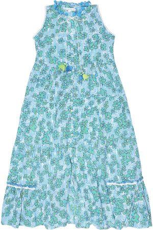 POUPETTE ST BARTH Bedrucktes Kleid Clara aus Twill