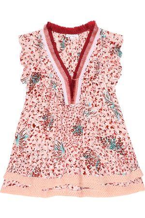 POUPETTE ST BARTH Kleid Sasha aus Georgette