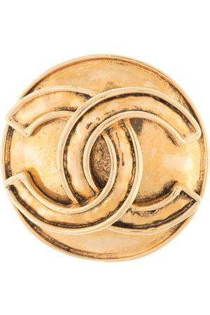 CHANEL 1994 Brosche mit Logo