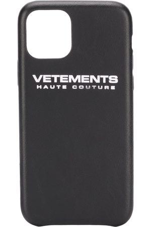 Vetements Handy - IPhone 11 Pro-Hülle mit Logo